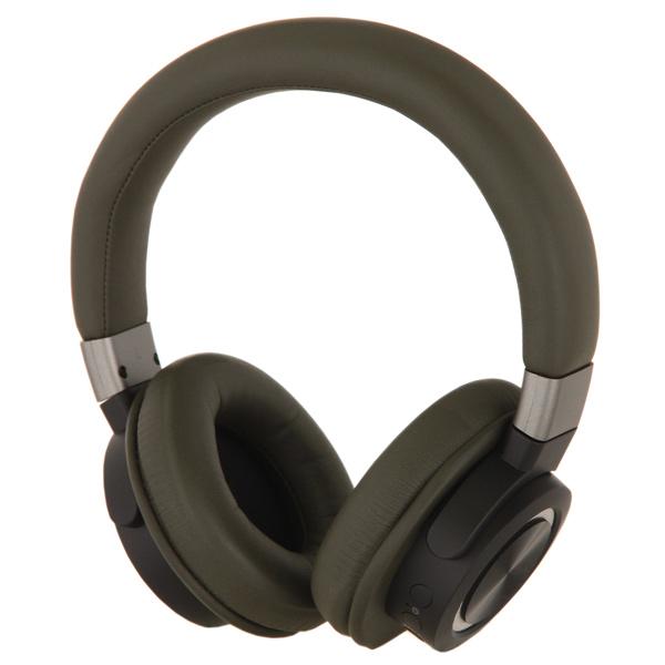 Наушники Bluetooth Rombica — Mysound BH-07 Green (BT-H002)