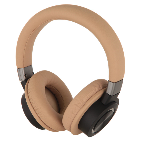 Наушники Bluetooth Rombica — Mysound BH-07 Brown (BT-H003)