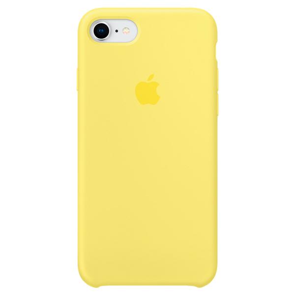 Чехол для iPhone Apple iPhone 8/7 Silicone Case Lemonade чехол накладка apple silicone case pollen для iphone 7 plus mq5e2zm a силикон желтый