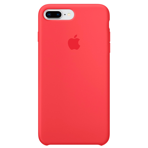 Чехол для iPhone Apple iPhone 8 Plus/7 Plus Silicone Case Red Raspberry apple silicone case чехол для iphone 7 plus 8 plus product red