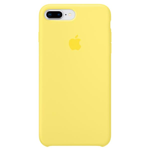 Чехол для iPhone Apple iPhone 8 Plus/7 Plus Silicone Case - Lemonade чехол накладка apple silicone case pollen для iphone 7 plus mq5e2zm a силикон желтый