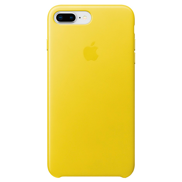 Чехол для iPhone Apple iPhone 8 Plus/7 Plus Leather Case Spring Yellow защитный чехол koolife для iphone 7 plus 8 plus