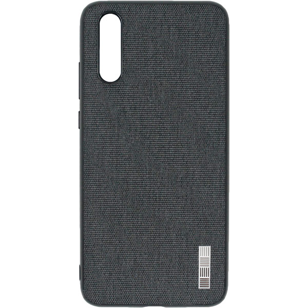 Чехол для сотового телефона InterStep Tex-Met ADV для Huawei P20 Gray защитные стекла и пленки interstep is sf 7uhtc0ctr 000b201