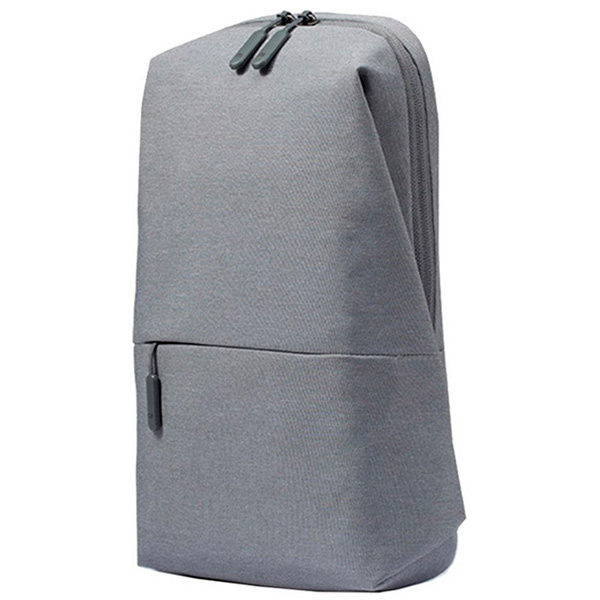 Рюкзак для ноутбука Xiaomi Mi City Sling Bag Light Grey (ZJB4070GL)