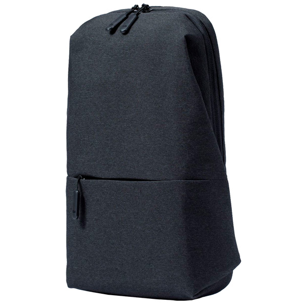 Рюкзак для ноутбука Xiaomi Mi City Sling Bag Dark Grey (ZJB4069GL)