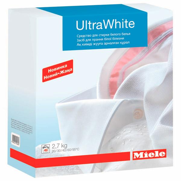 Стиральный порошок Miele UltraWhite 2,7кг (11997081RU) miele g 2874 scvi