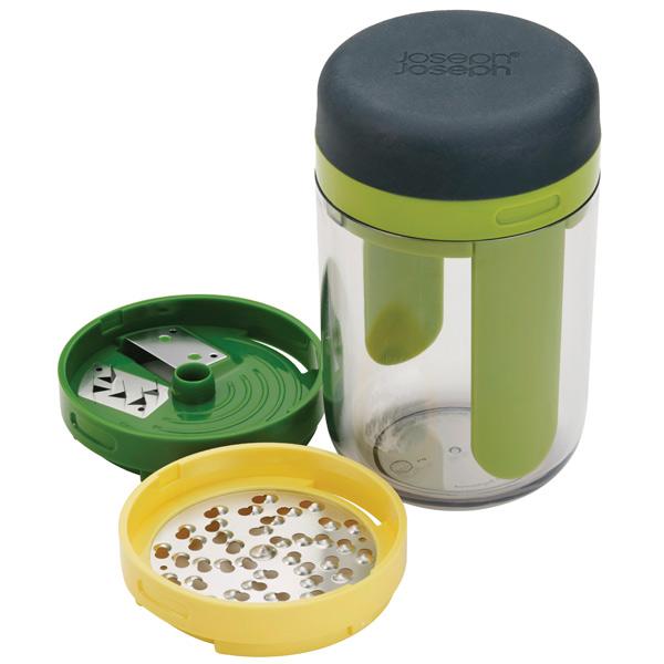 Кухонная утварь JJ Joseph Joseph Spiro Color (20105) joseph joseph контейнер для пищевых отходов totem 4 зеленый