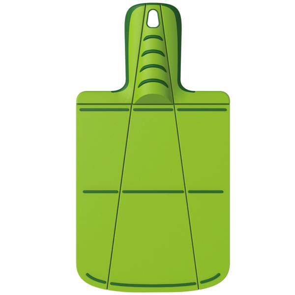 Доска разделочная Joseph Joseph Chop2Pot Mini Green (60051) набор разделочных досок joseph joseph index mini с подставкой 5 предметов