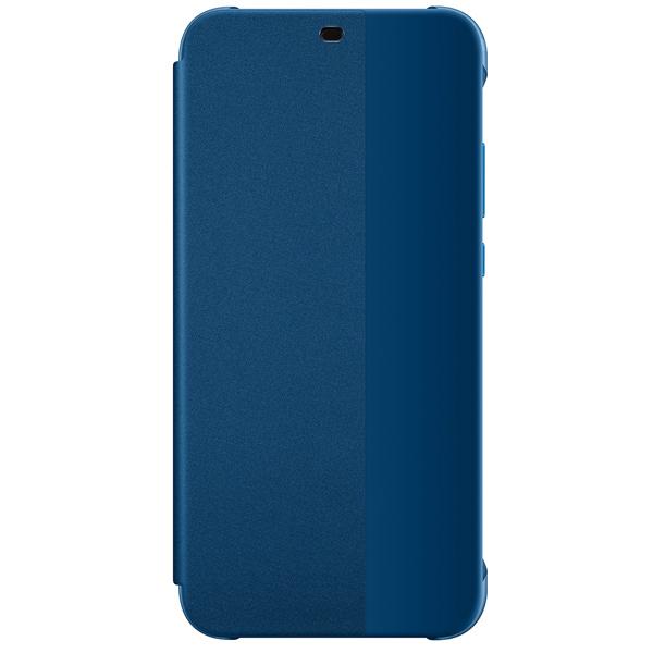 Чехол для сотового телефона Huawei Smart View Flip Cover для P20 lite Blue(51992314) чехол для планшетного компьютера huawei m3 lite 10 flip cover blue 51992008