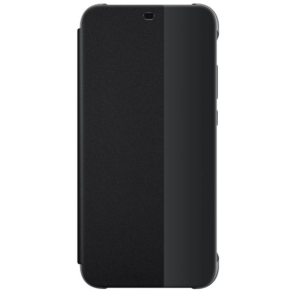 Чехол для сотового телефона Huawei Smart View Flip Cover для P20 lite Black(5199231) чехол для планшетного компьютера huawei m3 lite 10 flip cover blue 51992008