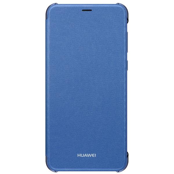 Чехол для сотового телефона Huawei Flip Cover для P Smart Blue (51992415) чехол для планшетного компьютера huawei m3 lite 10 flip cover blue 51992008