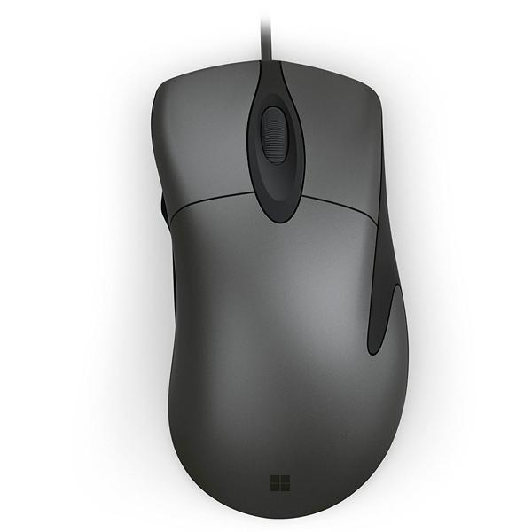 Мышь проводная Microsoft Classic IntelliMouse USB HDQ-00010