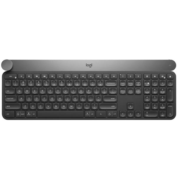 Клавиатура беспроводная Logitech — CRAFT (920-008505)