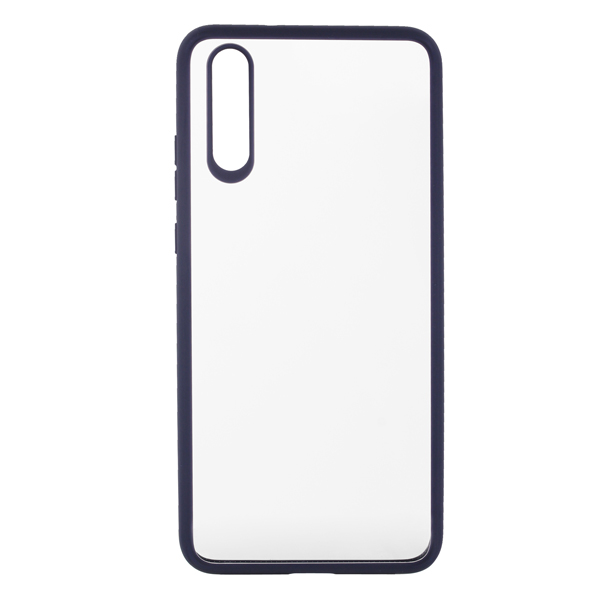 Чехол для сотового телефона InterStep Pure-Case ADV для Huawei P20, Blue Frame чехол для сотового телефона interstep slender adv для xiaomi redmi note 5a 16gb transp