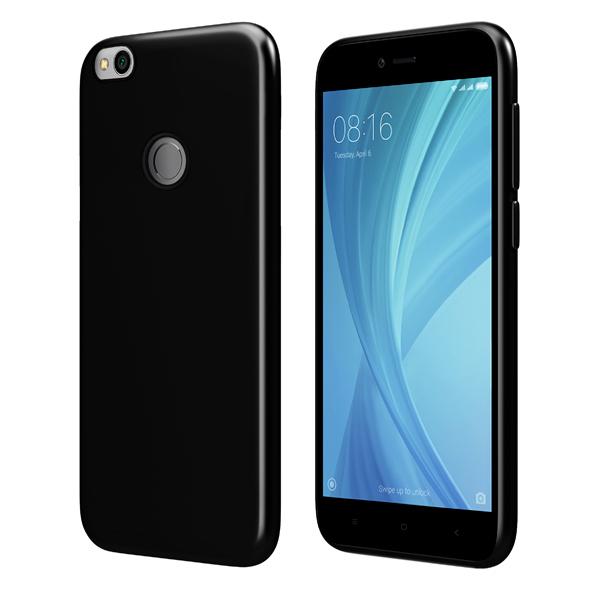 Чехол для сотового телефона Vipe Color для Xiaomi Redmi Note 5A Prime, Black чехлы для телефонов prime чехол книжка для xiaomi redmi 4a
