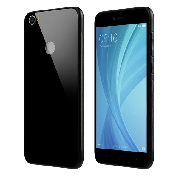 Чехол для сотового телефона Vipe Hybrid для Xiaomi Redmi Note 5A Prime, Black чехлы для телефонов prime чехол книжка для xiaomi redmi note 4x prime book