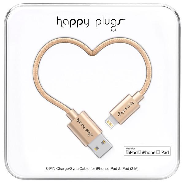 Кабель для iPod, iPhone, iPad Happy Plugs