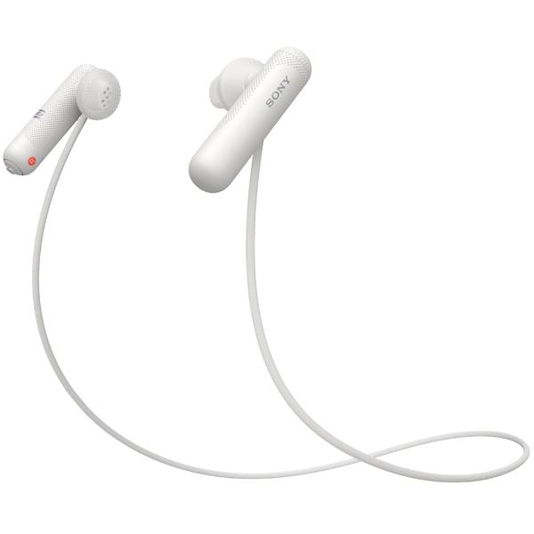 Спортивные наушники Bluetooth Sony WI-SP500/WQ White