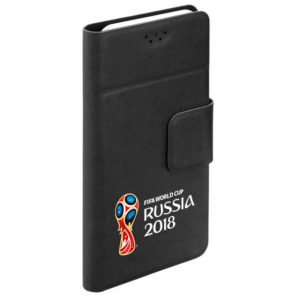 Универсальный чехол для смартфона 2018 FIFA WCR Official Emblem 2 4,3-5,5 (104562) чехлы для телефонов norton чехол книжка norton универсальный 4 3 4 7 с выдвижным механизмом