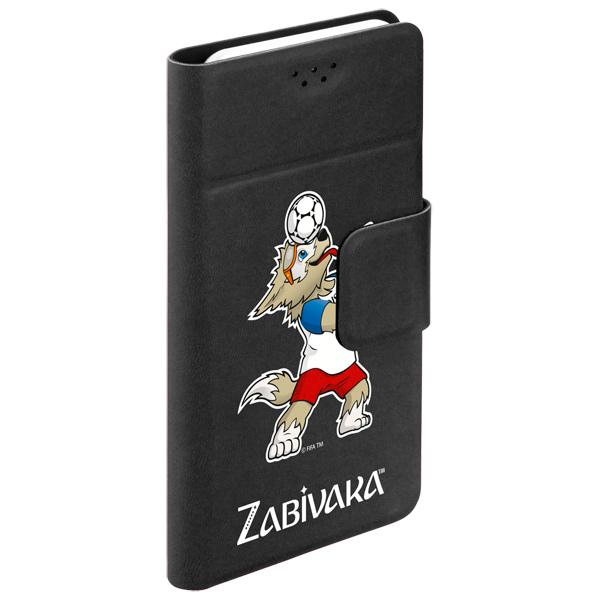 Универсальный чехол для смартфона 2018 FIFA WCR Zabivaka 2 4,3-5,5 (104568) чехлы для телефонов norton чехол книжка norton универсальный 4 3 4 7 с выдвижным механизмом