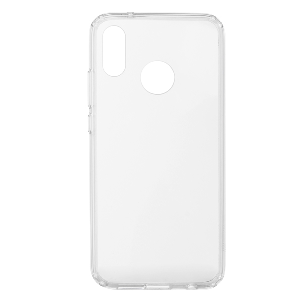 Чехол для сотового телефона InterStep Pure-Case ADV для Huawei P20 Lite, Transparent transparent crystal case for nds lite