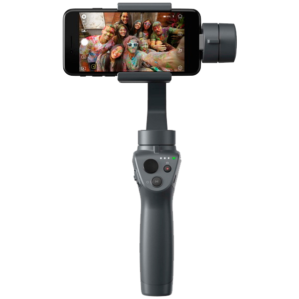 Монопод для смартфона DJI Osmo Mobile 2 original dji osmo mobile handheld 3 axis brushless gimbal stabilizer for smartphone i phone 7 with dji go app vs osmo mobile