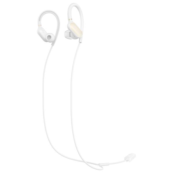 Спортивные наушники Xiaomi Mi Sports Bluetooth White
