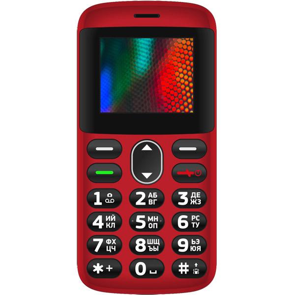 Мобильный телефон Vertex — C311 (Red)