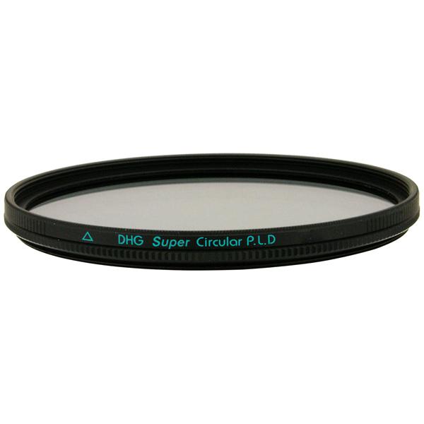 Светофильтр Marumi DHG Super Circular P.L.D. 52mm черного цвета