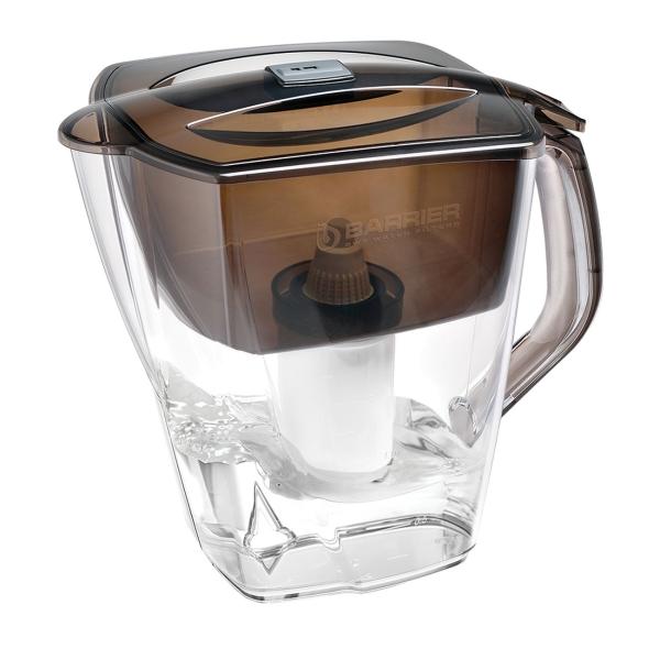Фильтр для очистки воды Барьер Гранд NEO Антрацит