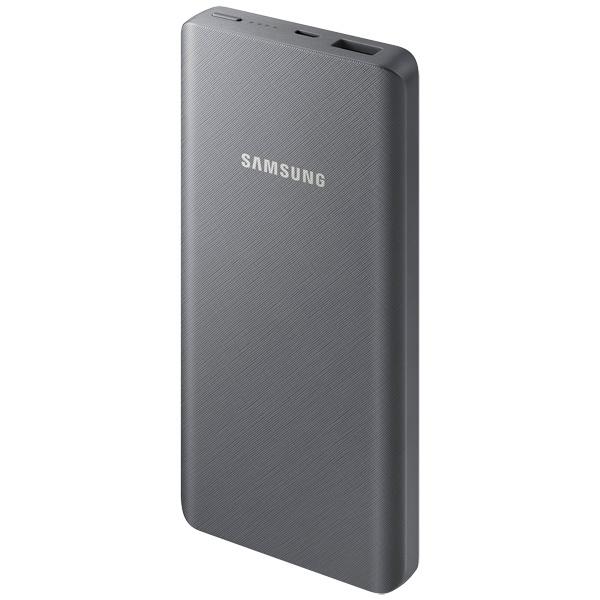 Внешний аккумулятор Samsung 10000 mAh (Type С), Gray внешний аккумулятор samsung eb pn930csrgru 10200mah серый