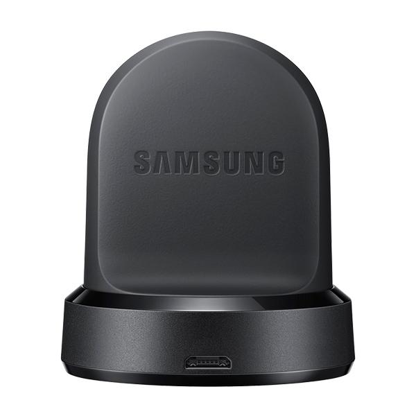 Беспроводное зарядное устройство Samsung док-станция для Samsung Gear S3, Black usb зарядное устройство док станция для зарядки порт flex кабель для samsung galaxy tab 4 sm t530nu