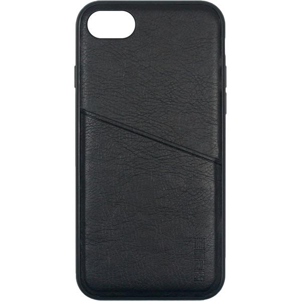 Чехол для iPhone InterStep Antiq-Pocket ADV для Apple iPhone 8/7, Black стоимость
