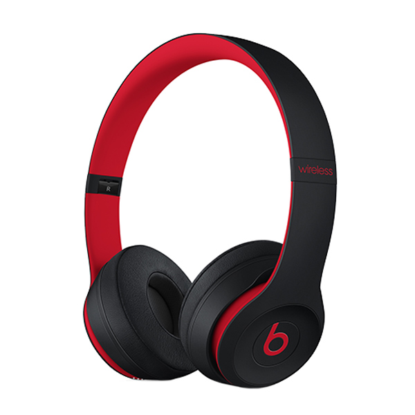 Beats Solo3 Wireless Decade Black/Red (MRQC2ZE/A)