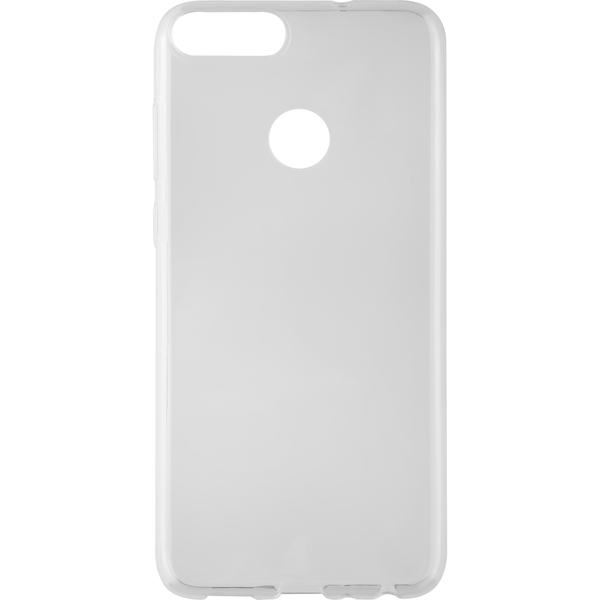 Чехол для сотового телефона InterStep Slender UT ADV для Huawei P Smart, Transparent чехол для сотового телефона interstep slender adv для huawei y3 2017