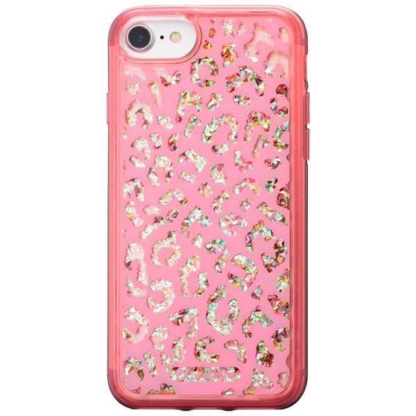 Чехол для iPhone Cellular Line Stardust Leopard для Apple iPhone 8/7 чехол для iphone 8 7 cellular line zeroiph747t