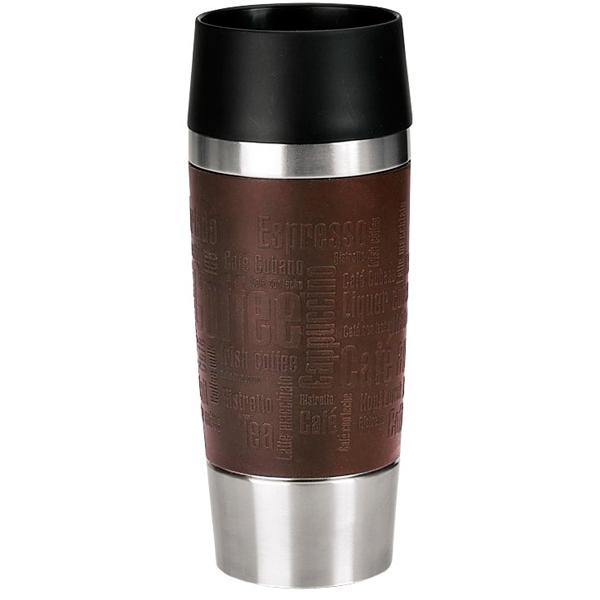 Термокружка Emsa Travel Mug 0,36л Brown (513360)