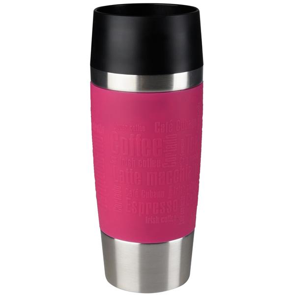 Термокружка Emsa TRAVEL MUG 0.36л Pink (513550)