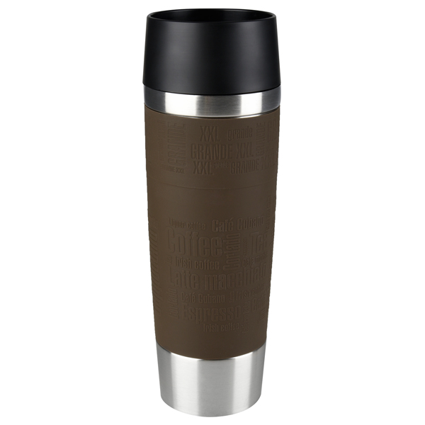 Термокружка Emsa Travel Mug Grande 0,5л Brown (515616)