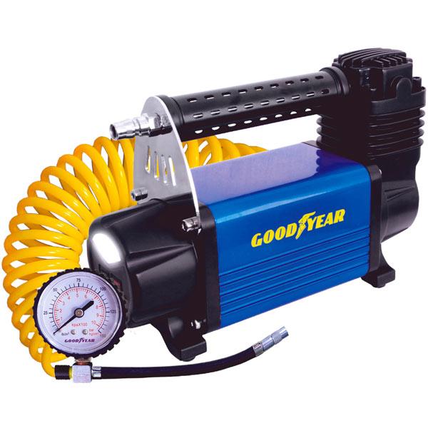 Автомобильный компрессор Goodyear GY-50L LED (GY000113)