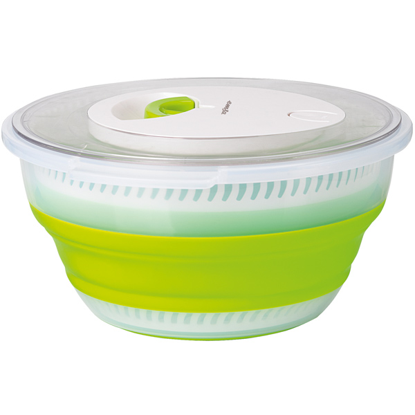 Сушилка для салата Emsa Basic 4л. Green 512992