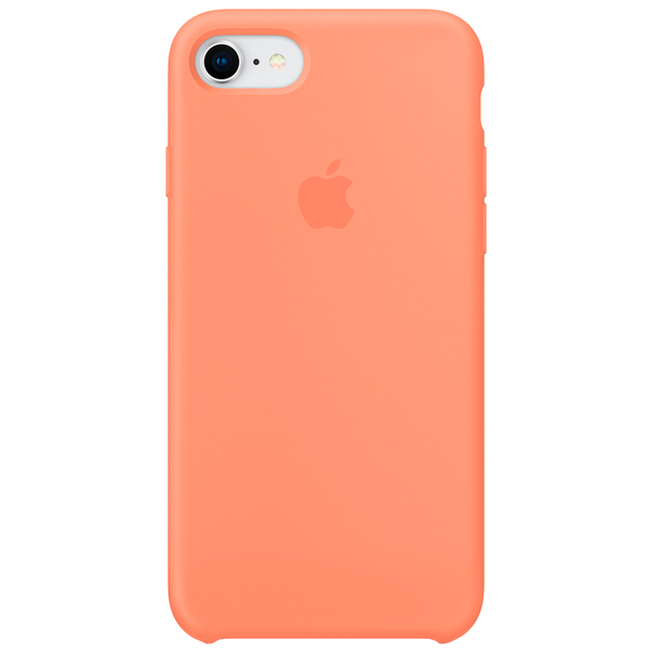 Чехол для iPhone Apple iPhone 8 / 7 Silicone Case, Peach
