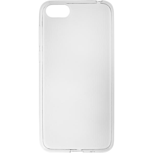 Чехол для сотового телефона InterStep Slender ADV для Huawei Y5 Prime 2018, Transparent чехол для сотового телефона interstep slender adv для huawei y3 2017