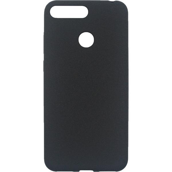 Чехол для сотового телефона InterStep Sand ADV для Huawei Y6 Prime 2018, Black чехол для сотового телефона interstep crab adv digma vox s503 и к black