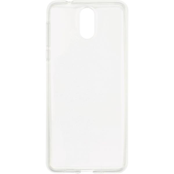 Чехол для сотового телефона InterStep Slender ADV для Nokia 3.1, Tramsparent