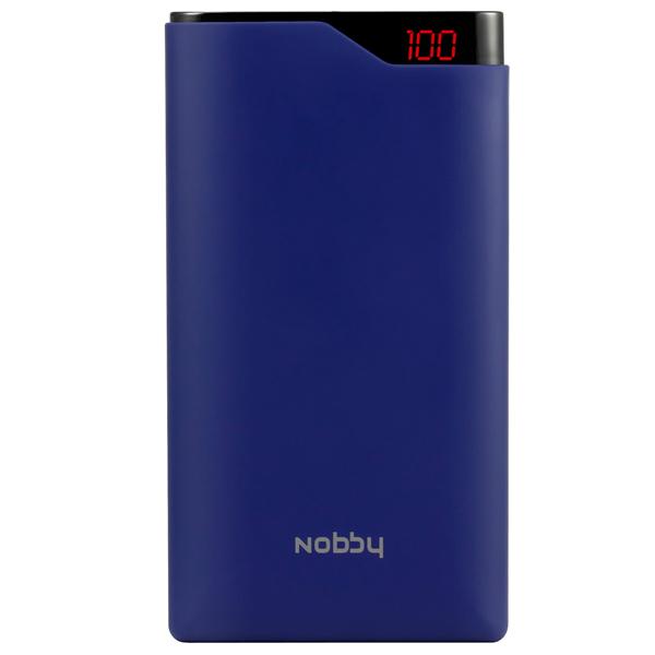 Внешний аккумулятор Nobby Comfort NBC-PB-06-01 Dark Blue 6000mAh