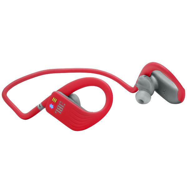 Спортивные наушники Bluetooth JBL — Endurance Dive Red (JBLENDURDIVERED)