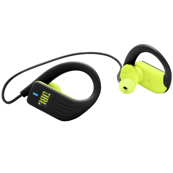 Спортивные наушники Bluetooth JBL Endurance Sprint Black/Lime (JBLENDURSPRINTBNL)