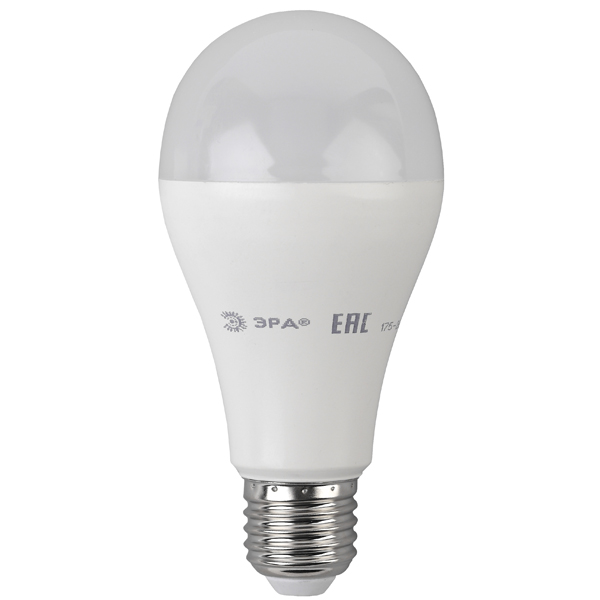 Купить Лампа LED ЭРА A65-19W-827-E27 в каталоге интернет магазина М.Видео по выгодной цене с доставкой, отзывы, фотографии - Киров