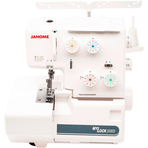 Оверлок Janome 205D